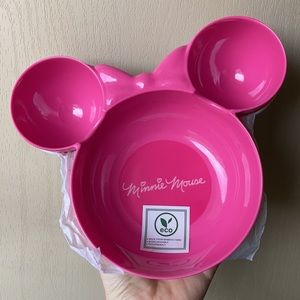 Disney Minnie Mouse Bamboo Bowls